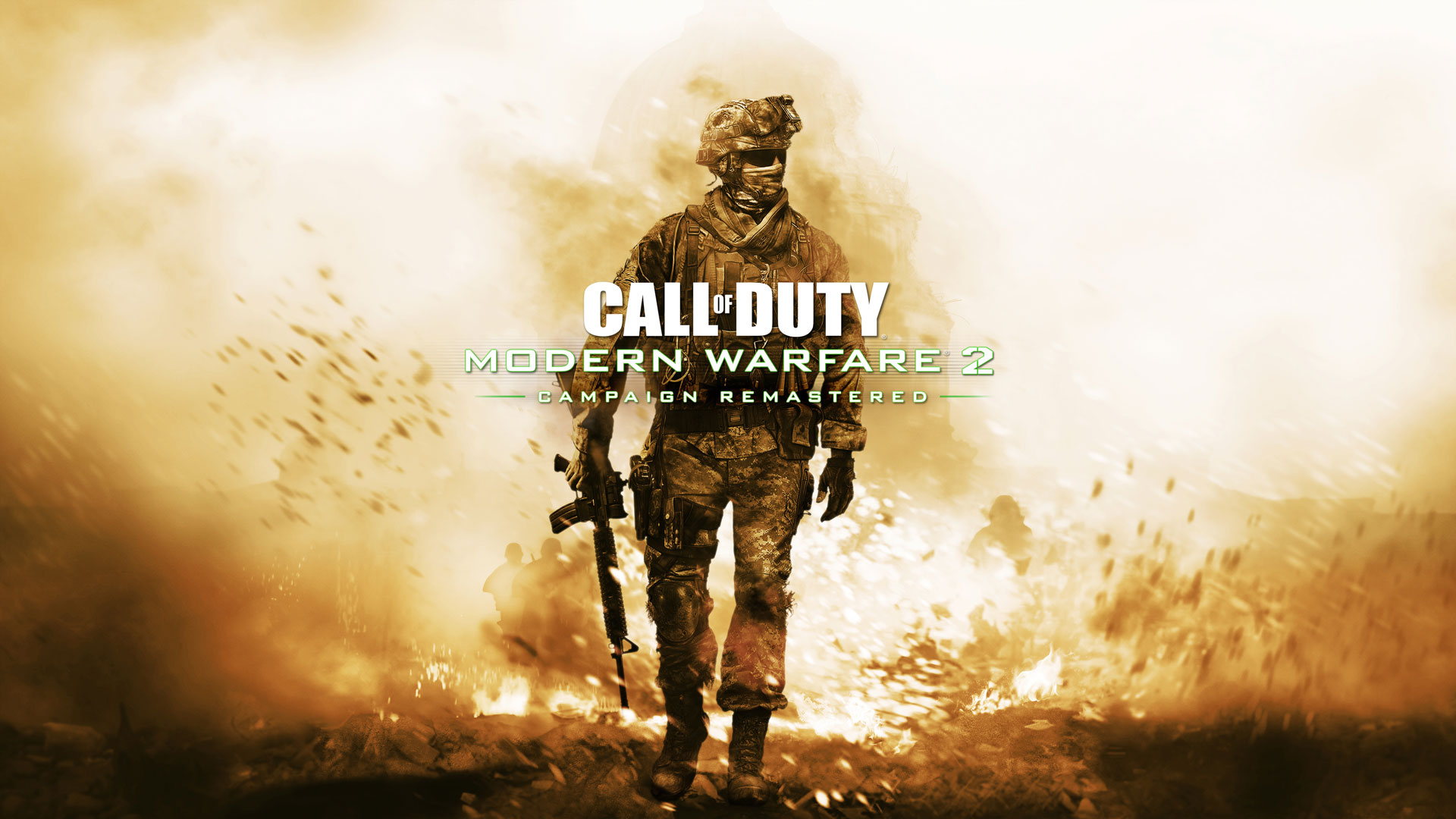 Announcing Call Of Duty Modern Warfare 2 Campaign Remastered
