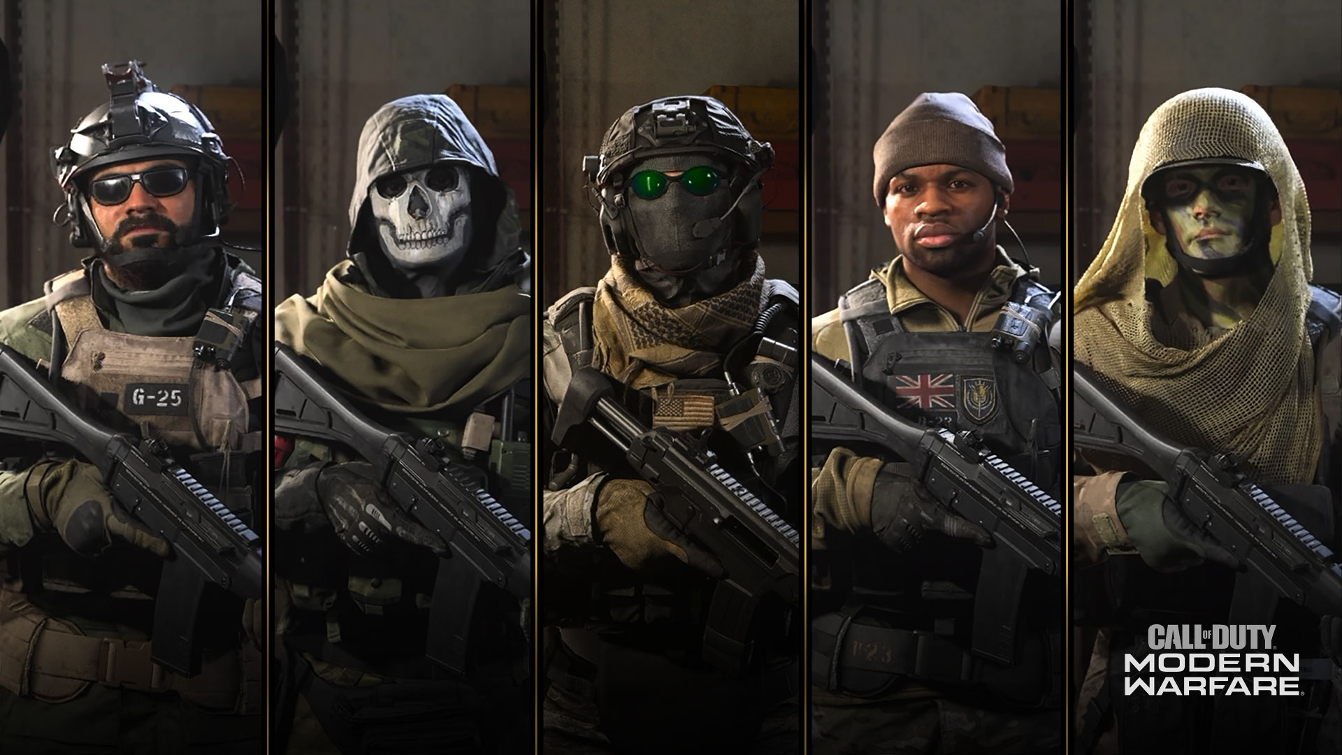 Alex Reinforces The Coalition Operators Of Call Of Duty Modern