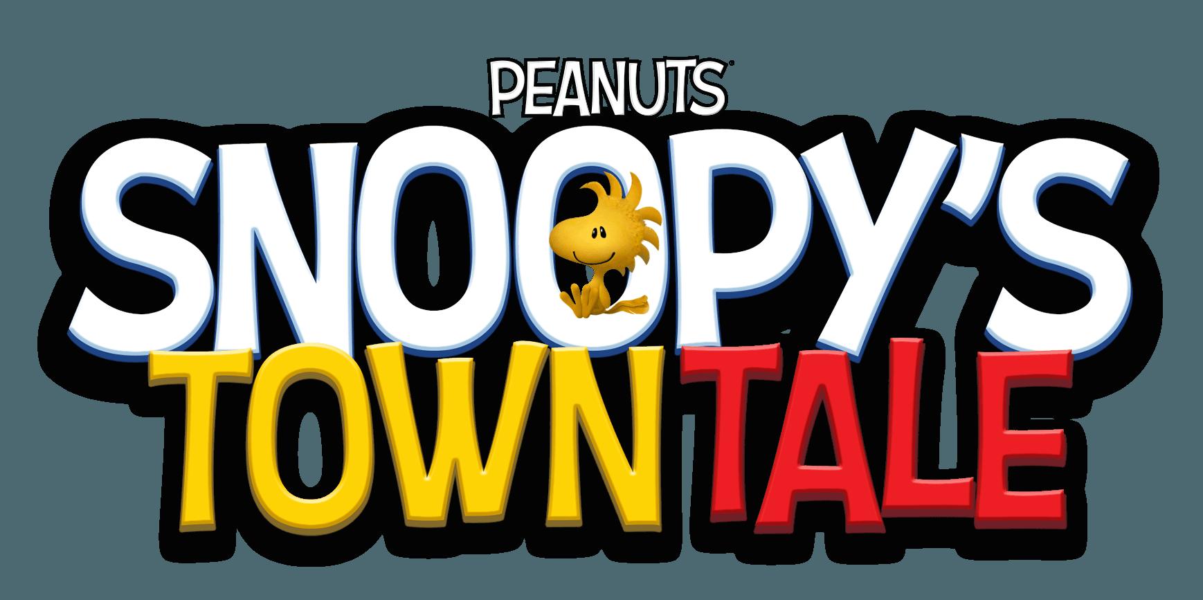 peanuts snoopy s town tale