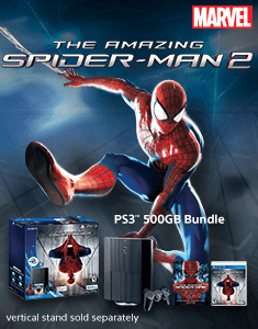 The Amazing Spider-Man 2 PlayStation3-Bundle