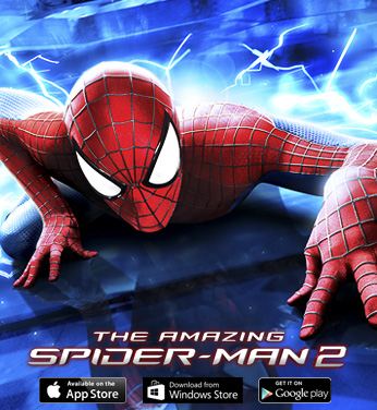 The Amazing Spider-Man 2 Official iOS and Android game