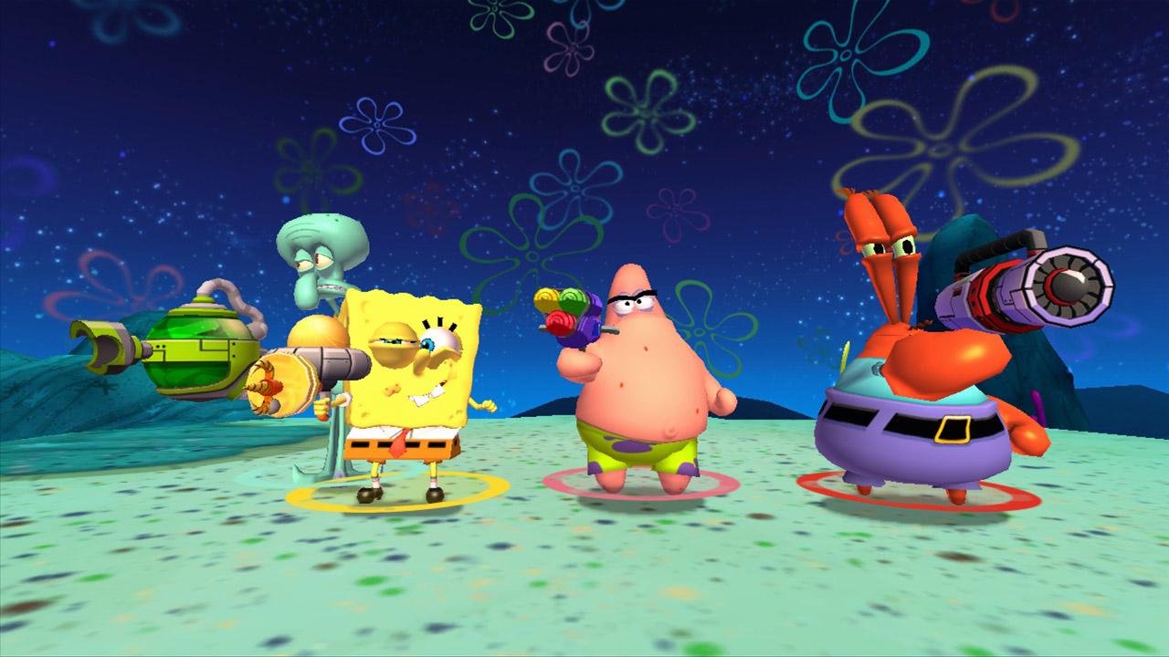 SpongeBob Squarepants™: Plankton's Robotic Revenge - Media