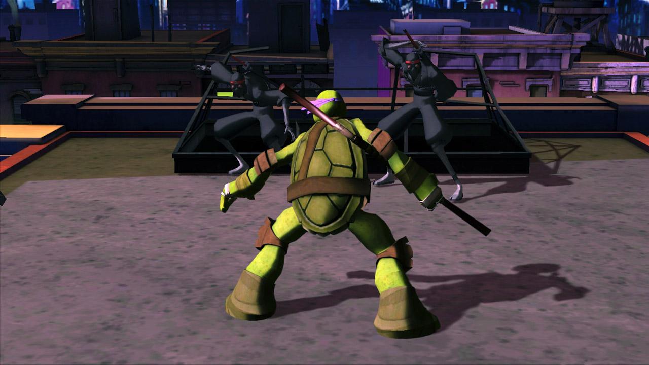 Teenage Mutant Ninja Turtles vs Power Rangers Ultimate Hero Clash 2 Game