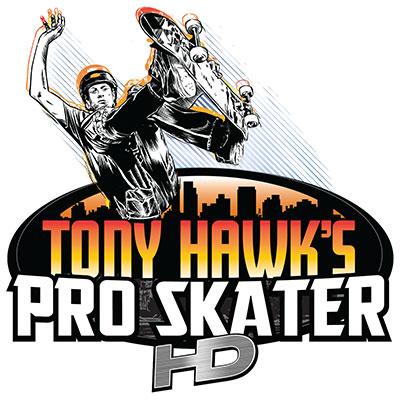 tony hawk s pro skater hd