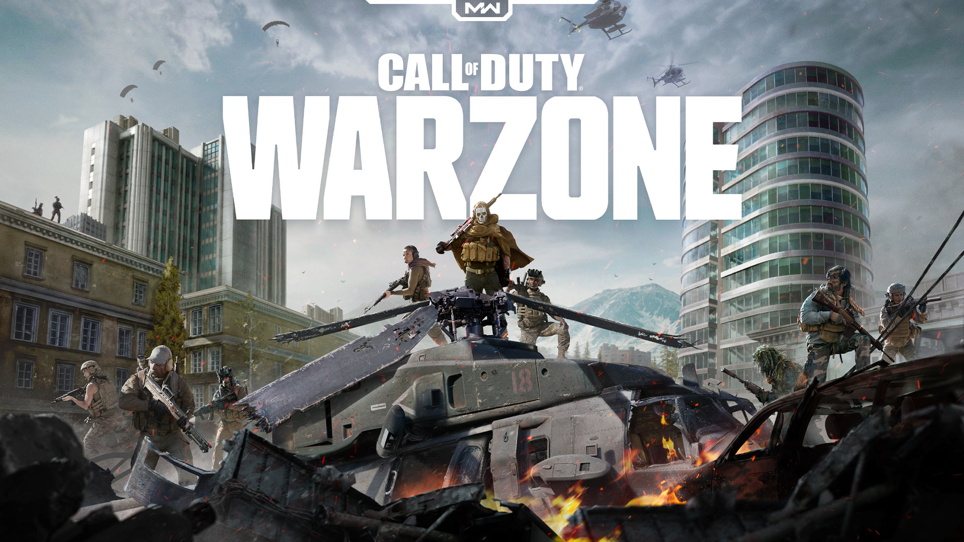 Call of Duty®: Warzone | Home